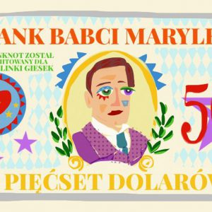 BANKNOTE FOR KAROLKA