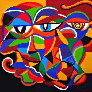 TALE TELLER MAGDALENA GIESEK (2007)